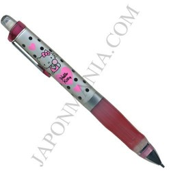 Critérium 0,5 mm Hello Kitty - Point d'appui silicone