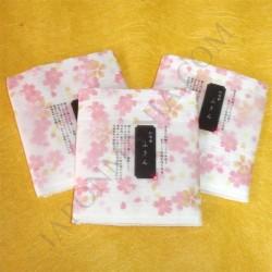 Fukin - Torchon multi-usages en gaze 30x40 cm - Sakura