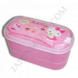 bento lunch box hello kitty sweets shop. Black Bedroom Furniture Sets. Home Design Ideas