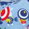 Furoshiki 50x50 - Tsuyu