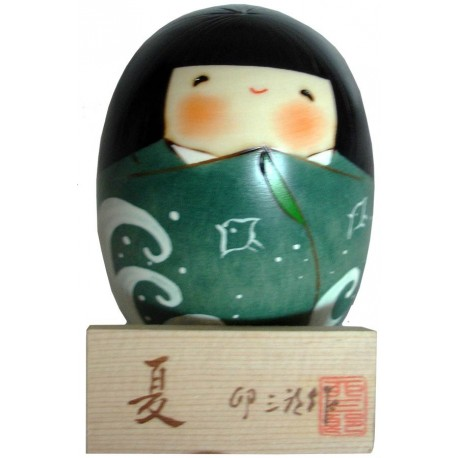 Kokeshi doll - Summer