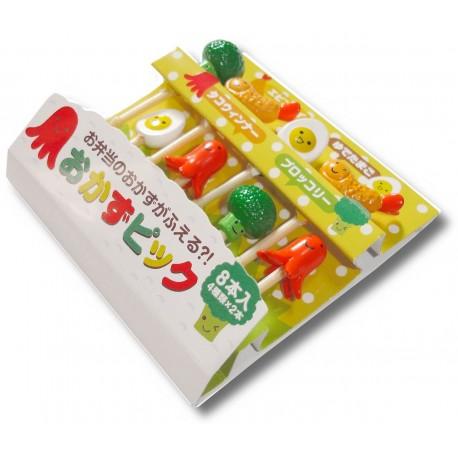 Piques décoratifs - Okazu