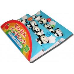 Piques décoratifs - Runrun Panda
