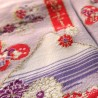 Tabi socks - Size 35 to 39 - Fuji and Chrysanthemums