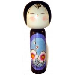 Poupée Kokeshi - Ume