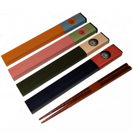 Chopsticks with box set - Antique Style