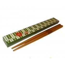 Set baguettes et range baguettes - Yagasuri Ume
