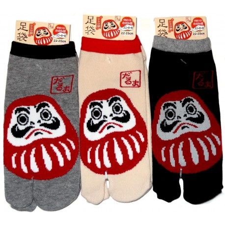 Tabi socks - Size 35 to 39 - Daruma