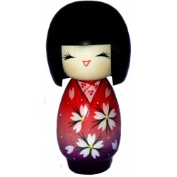 Kokeshi doll - Sakura fragrances