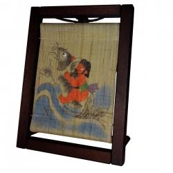 Mini Tapestry in frame - Kintaro - 17x10