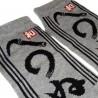 Chaussettes 5 orteils séparés - Du 39 au 43 - Kamawanu