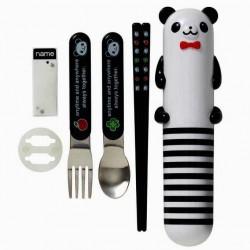 Keitai cutlery Panda