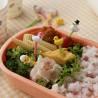 Piques décoratifs - La famille canard. Accessoires pour boites à bento et repas rigolos.
