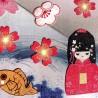 Sakura stickers - Cherry blossoms