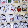 Stickers Sumotori