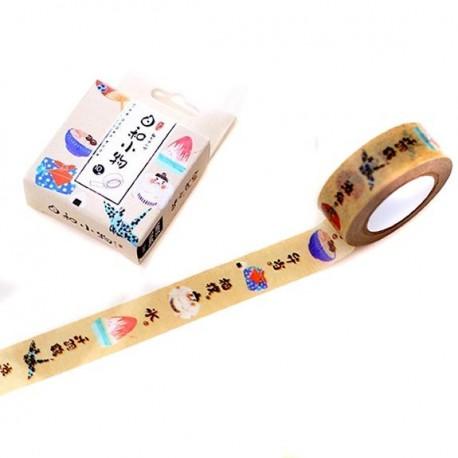 Masking paper tape Komono