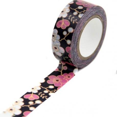 Ruban adhésif Sakura bicolores masking tape