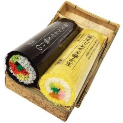 Set cadeau 2 serviettes Nori Maki