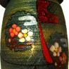 Kokeshi doll - Shunko. Traditional Japanese wooden dolls.