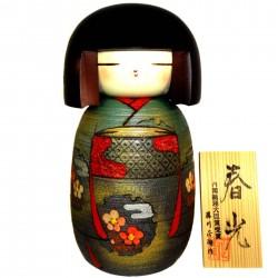 Poupée Kokeshi - Shunko