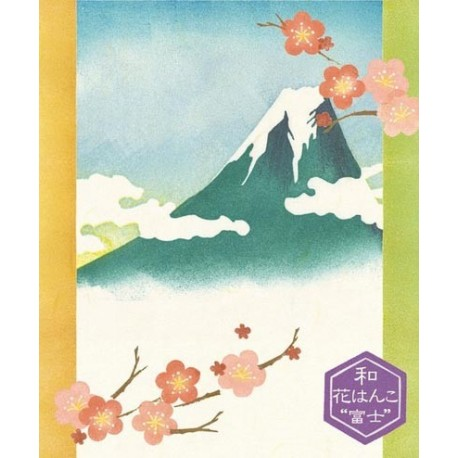 Letter paper Fuji Sakura. Japanese stationery produtcs.