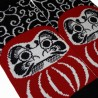 Tabi socks - Size 39 to 43 - Daruma print. Japanese split toes socks