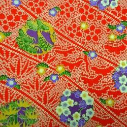 Papier Japonais Washi Yuzen - 97 x 67 cm