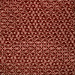 Textile cut 200 x 110 cm - Asanoha patterns
