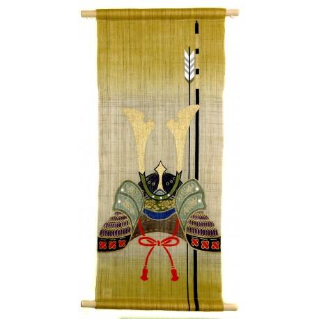 Tapisserie suspendue - Kabuto - 30x71