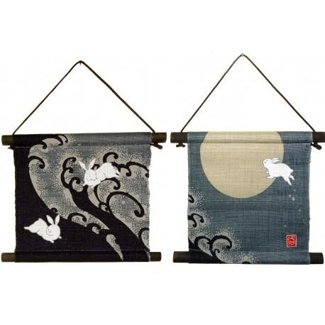 Mini tapestries set - Nami Usagi - 20x20