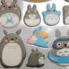 Totoro phosphorescent 3D  stickers