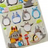 Totoro phosphorescent 3D  stickers