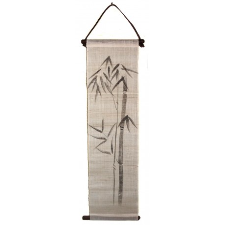 Mini hanging tapestry - Bamboo