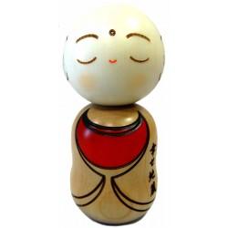 Kokeshi doll - Shiawase Jizo