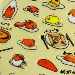 Stickers Gudetama