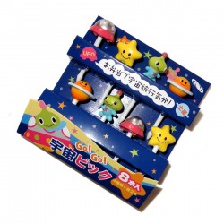 Bento accessories - UFO decorative picks