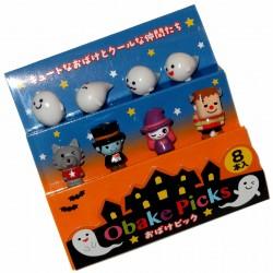 Piques décoratifs - Fantômes et monstres