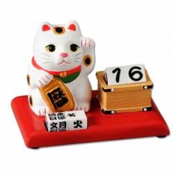 Perpetual Calendar - Maneki Neko