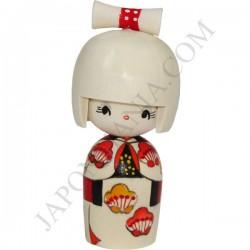 Kokeshi doll - Hanagumori