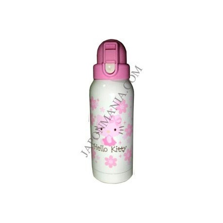 Gourde isotherme froid Hello Kitty - 500 ml