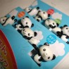 Bento accessories - Runrun Panda decorative picks