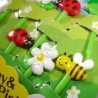 Bento accessories - Honey & Flower decorative picks