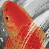 Noren en polyester - Koi no Taki Nobori