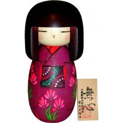 Kokeshi doll - Candid