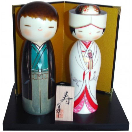 Kokeshi doll - For Eternity