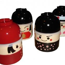 Kokeshi Bento lunch box