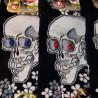 Crew Tabi socks - Size 39 to 43 - Skulls prints
