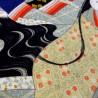 Furoshiki 67x67 blue - Hime prints