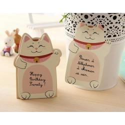Sticky notes Manekineko - Lucky beckoning cat
