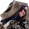 Chaussettes 5 orteils - Du 39 au 43 - Grande vague d'Hokusaï - Chaussettes doigts